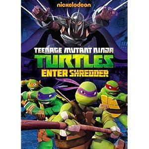Teenage Mutant Ninja Turtles: Enter Shredder (2017)