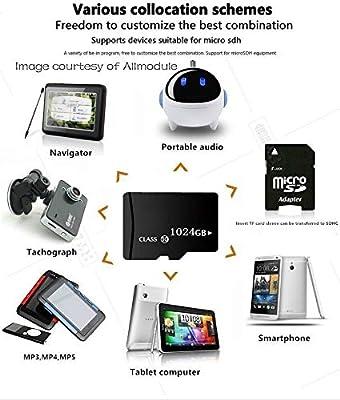 FidgetKute - Tarjeta de Memoria Micro (1 TB, 1024 GB, 1 TB ...