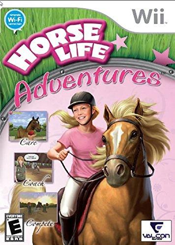 Life Wii - Horse Life - Nintendo Wii