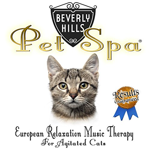 European Relaxation Music Therapy - For Agitated Cats