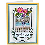 Sizzix Clear Acrylic Stamps Memories (6 Pack)