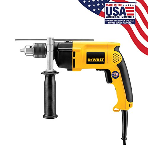 DeWalt DW511R 1/2'' (13mm) 7.8 Amp VSR Hammerdrill (Certified Refurbished)