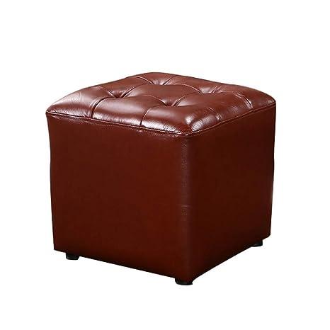 Strange Amazon Com Nohope Stools Square Chair Stool Imitation Ibusinesslaw Wood Chair Design Ideas Ibusinesslaworg