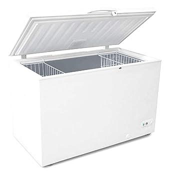 congelador/A++/272L congelador/blanco/cerradura de puerta ...
