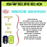 : Songs I Love to Sing