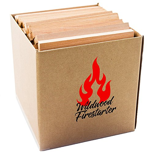 Kiln-Dried Kindling 1 Cubic Ft. Easy-Light Fire Starter All Natural Red Cedar (Kindling Fire Starter)