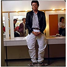 The Breakfast Club John Hughes at Make-up Stations with Cast in Reflection 8 x 10 Photo