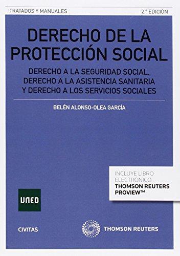 Descargar Libro Derecho De La Protección Social Belén Alonso-olea García