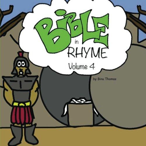 Bible In Rhyme Vol. 4