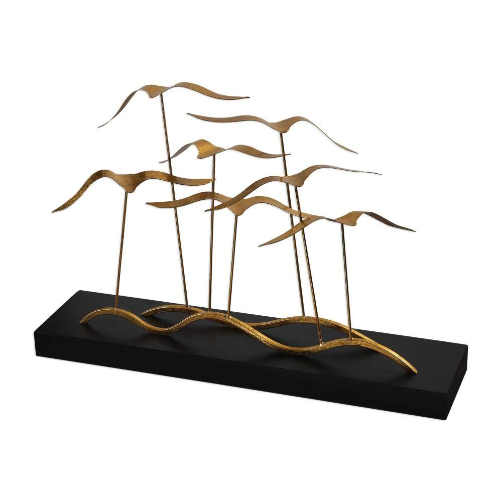 高品質の激安 Sculpture B071RGVG41Sculpture inメタリックゴールド B071RGVG41, 赤ちゃんランドあぶらや:db022cb5 --- mrplusfm.net