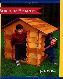 Book Builder Boards: How to Construct a Set of Notched Boards Children Use OT Create Their Own Play Space