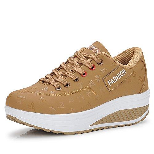 リファインピストン一口EIMEI レディース ウォーキングシューズ 矯正靴 ランニング ダイエット 厚底 5.5cm 歩行姿勢調整 サイズ 22.5cm~26cm