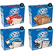Pop-Tarts, Breakfast Toaster Pastries, Variety Pack, 60 Count
