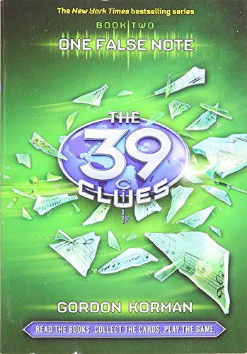 39 clues book 2 paperback - 1