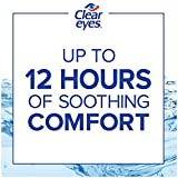 Clear Eyes Eye Drops, Redness Relief, Home & Away