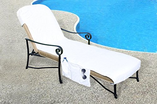 Lounge chair cover lawn chair cover patio chair cover 35 for Bahama towel chaise cover