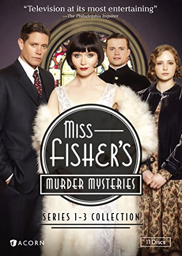 (Miss Fisher's Murder Mysteries Series 1-3)