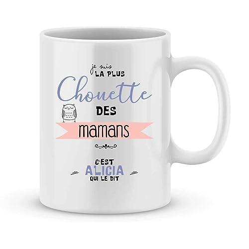 Maman Cadeau Personnaliser Fête À Prénom Avec Votre Des n0wmN8