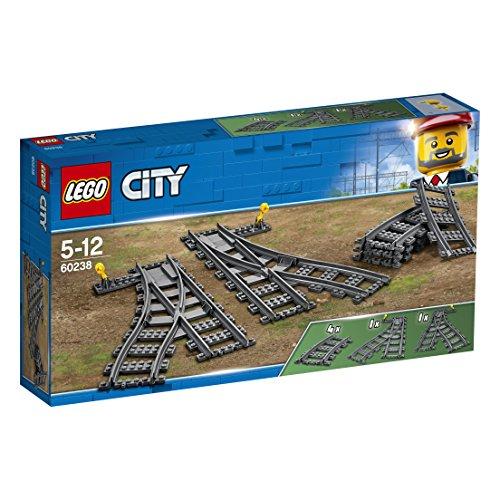 [해외]레고 (LEGO) 시 교차 된 레일 세트 60238 / Lego City crossing rail set 60238