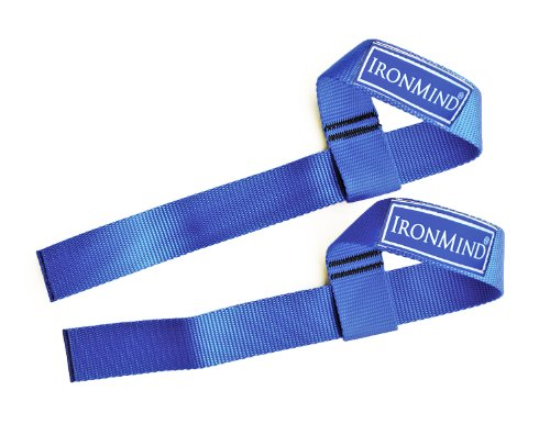IronMind Strong-Enough Lifting Straps by IronMind