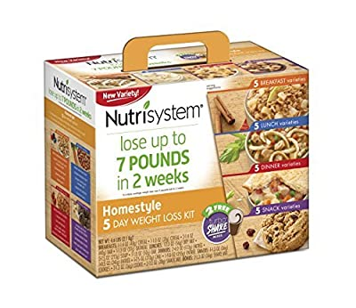 Nutrisystem® Homestyle 5 Day Weight Loss Kit