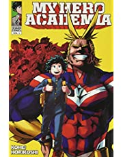 My Hero Academia, Vol. 1 (Volume 1): Izuku Midoriya: Origin