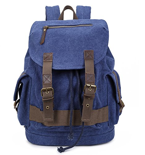Urban Canvas Laptop Backpack - 3