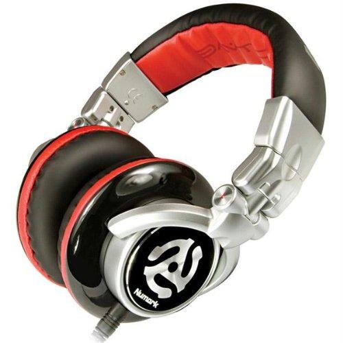 Full Size / Over-Ear-Numark NUMARK DJ HEADPHONES