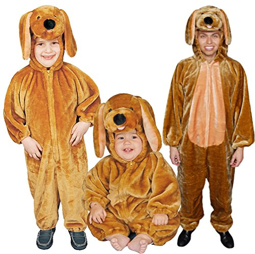 Dress Up America Child Puppy Costume