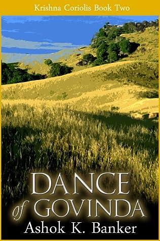 book cover of Dance of Govinda