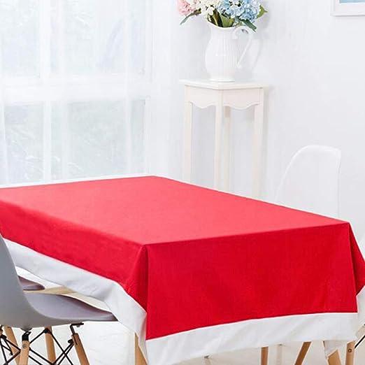 soweilan - Gorro de Navidad con diseño de Poinsettia Rojo ...