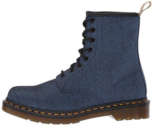 Blue Castel Martens Femme Vegan Dr Boots Bleu w1qRgYC