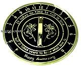 Wedding Anniversary Sundial Gift By Nauticalmart
