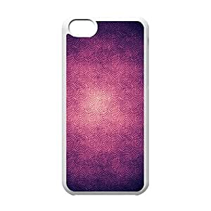 Cool the iphone 4s White baby Case,Purple Texture to Customized Hard Back Case to for iphone 4s iphone 4s ¡ê¡§White 102210¡ê?