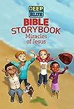 Deep Blue Bible Storybook - Miracles of Jesus