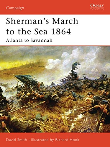 Sherman's March to the Sea 1864: Atlanta to Savannah (Campaign) pdf