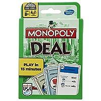 Juego de cartas Monopoly Deal (EA)