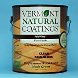 Vermont Natural Coatings PolyWhey FLOOR FINISH Semi-gloss Gallon