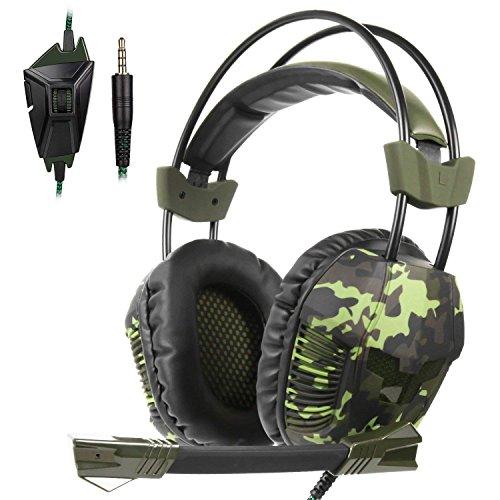 Yanni Sades SA921Plus Over Ear Stereo Gaming Headset Headban