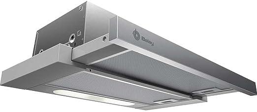 Balay 3BT736X - Campana Telescópica 3Bt736X Con 3 Velocidades: Amazon.es: Grandes electrodomésticos