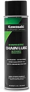 Kawasaki Performance Synthetic Chain Lube Ounce Spray Can K61021-507