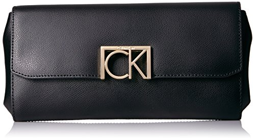 Calvin Klein Mercury Ck Detail Clutch by Calvin Klein