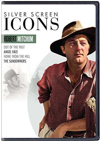 TCM GCF Legends: Robert Mitchum (DVD)(4FE)