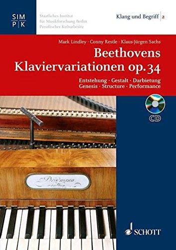 Download Beethoven's Klaviervariationen Op. 34 (Klang Und Begriff) ebook
