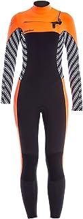 GlideSoul Vibrant Stripes Collection Muta Donna con Zip sul Petto