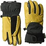 Salomon Women's QST GTX Gloves, Black/Kangaroo, Medium