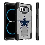 Samsung Galaxy Note 8 Case by Untouchble [Traveler Series] Combat Note 8 Shockproof Case Dual Layer Hybrid Case Cover with Kickstand - Texas Star