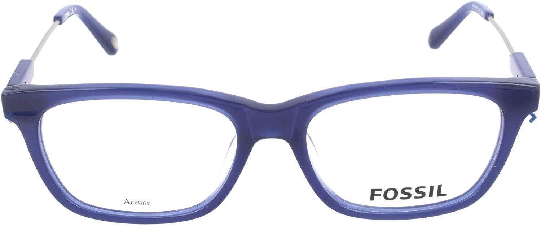 Fossil Monturas de gafas para Hombre