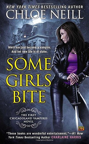 Book cover for Some Girls Bite