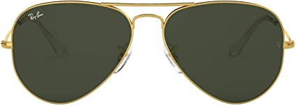 Ray-Ban 0RB3025 Rb3025 - Gafas de sol con espejo clásico para adulto
